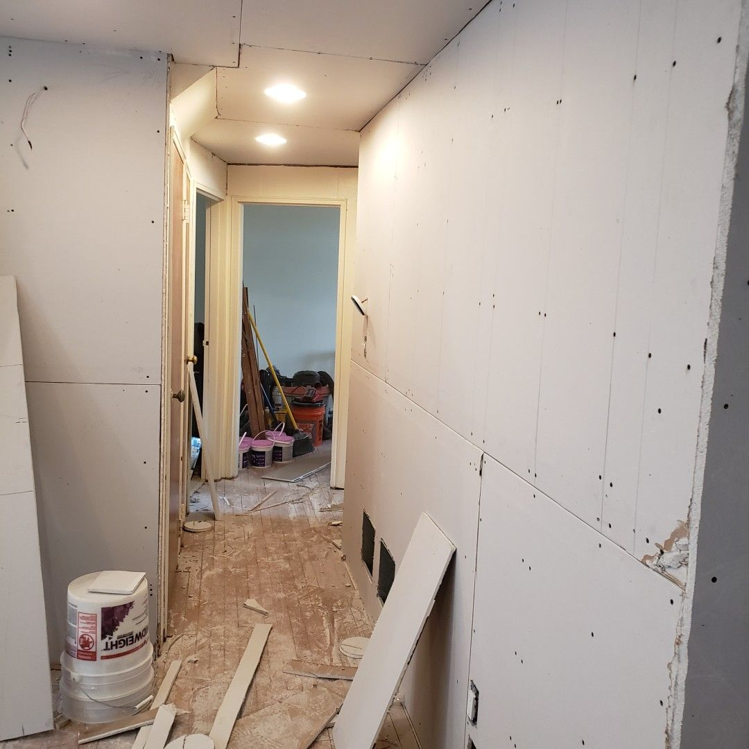Pin by JLL Painting & Home Improvemen on Drywall ...