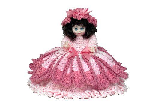 Pdf Crochet Bed Doll Pattern By Tdcreationscrochet 3 29