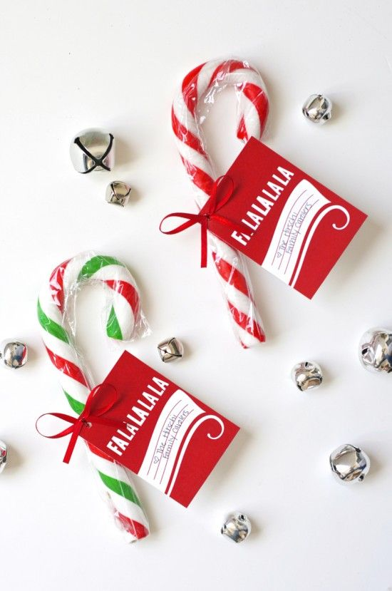 Candy cane tag for caroling holiday cheer pinterest free candy cane tag for caroling printable christmas gift negle Gallery