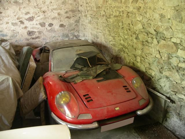 Barn Find Pictures