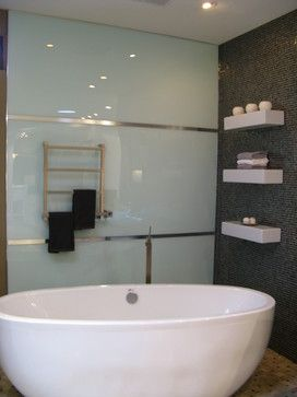 High Gloss Acrylic Wall Panels For Bathrooms Kitchens Contemporary Bathroom Columbus By Bathroom Wall Panels Glass Shower Wall Bathroom Wall Cladding