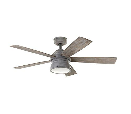 Marvelous Home Decorators Collection 52 In. Indoor/Outdoor Weathered Gray Ceiling Fan  By Home Decorators Collection