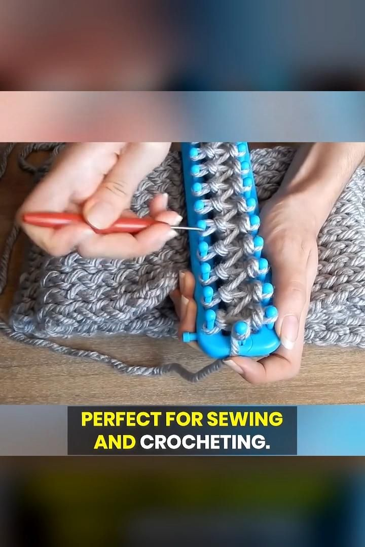 Photo of THIS Tool Helps You Knit and Crochet Like a Pro