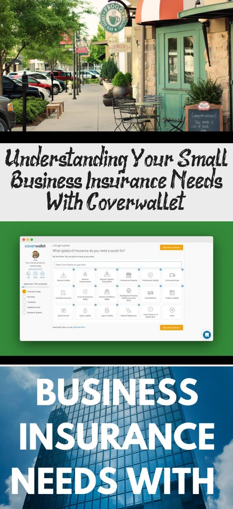 Understanding Your Small Business Insurance Needs With Coverwallet