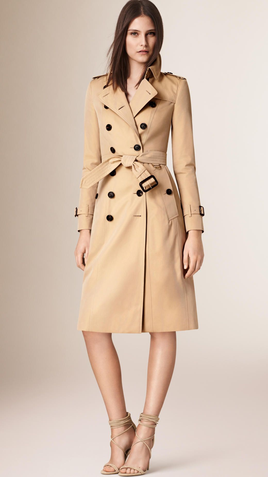 Women S Clothing Burberry United States Trench Coats Women Burberry Trench Coat Trench Coat