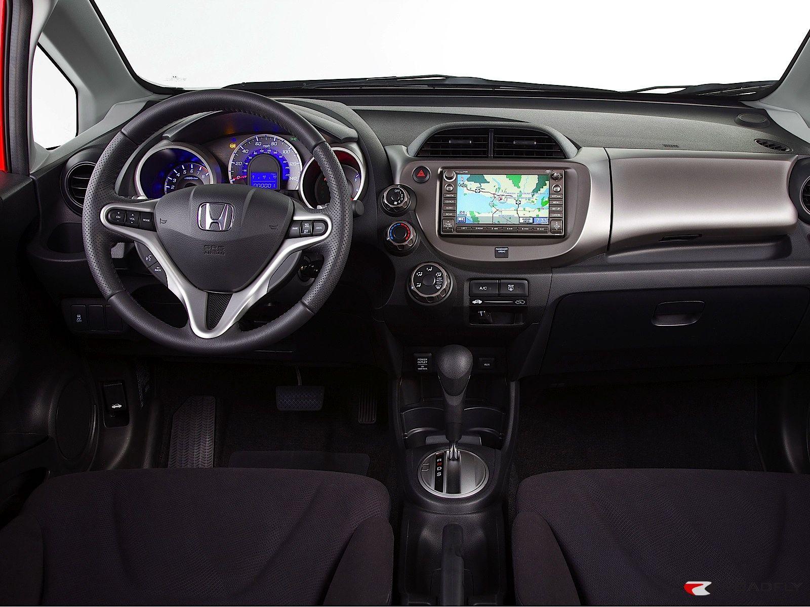 Honda Fit Interior Honda Interiors Honda Honda Fit 2009 Honda Fit