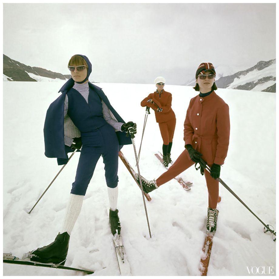 Skimer Paris ski overalls