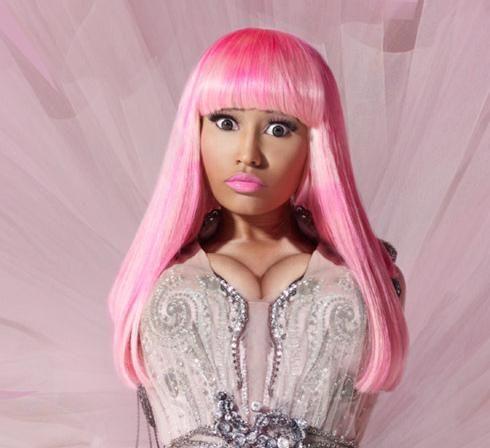 Nicki Minaj S Pink Friday Goes Double Platinum Nicki Minaj Pink