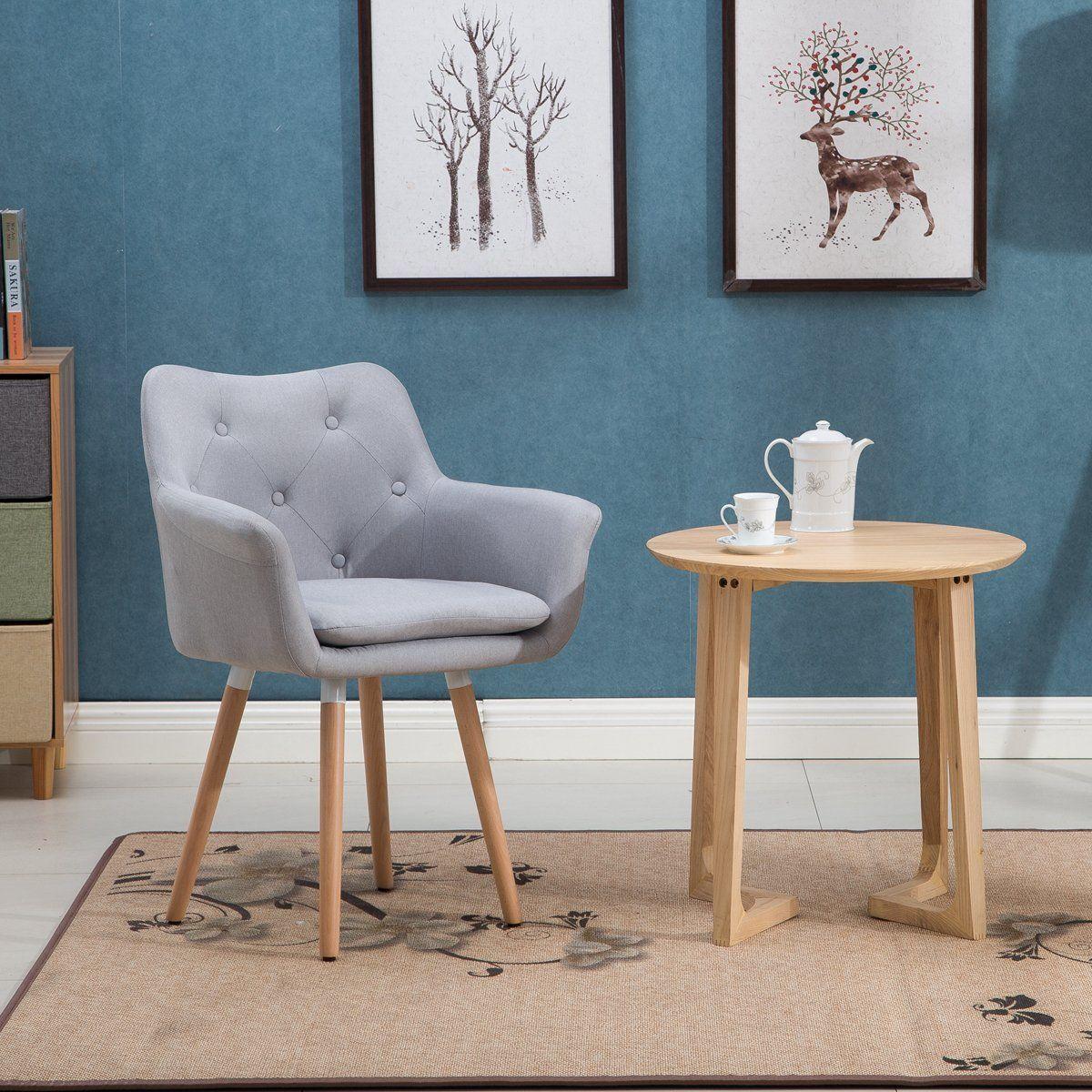 Best Amazon Com Windaze Living Room Chair Mid Century Modern 640 x 480