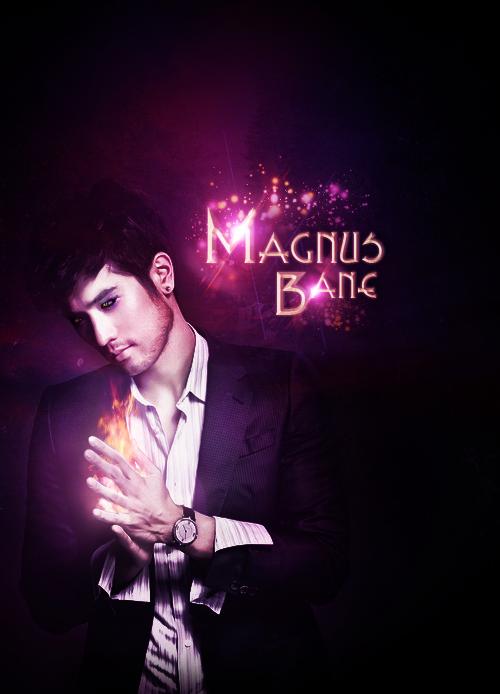Magnus Bane - Godfrey Gao - The Mortal Instruments