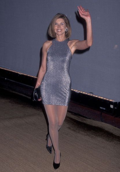 Christine Baranski Oops First Annual Tribute To Style Celebration To Benefit The Permanet