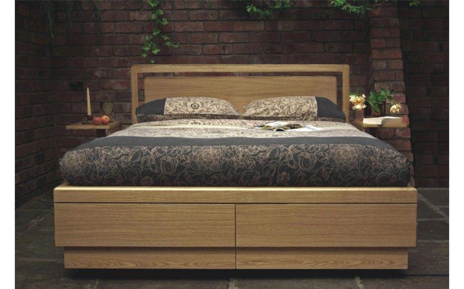 Boxer Storage Bed
