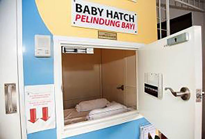 'Baby hatch' di Pahang atasi masalah buang bayi | Hatch ...