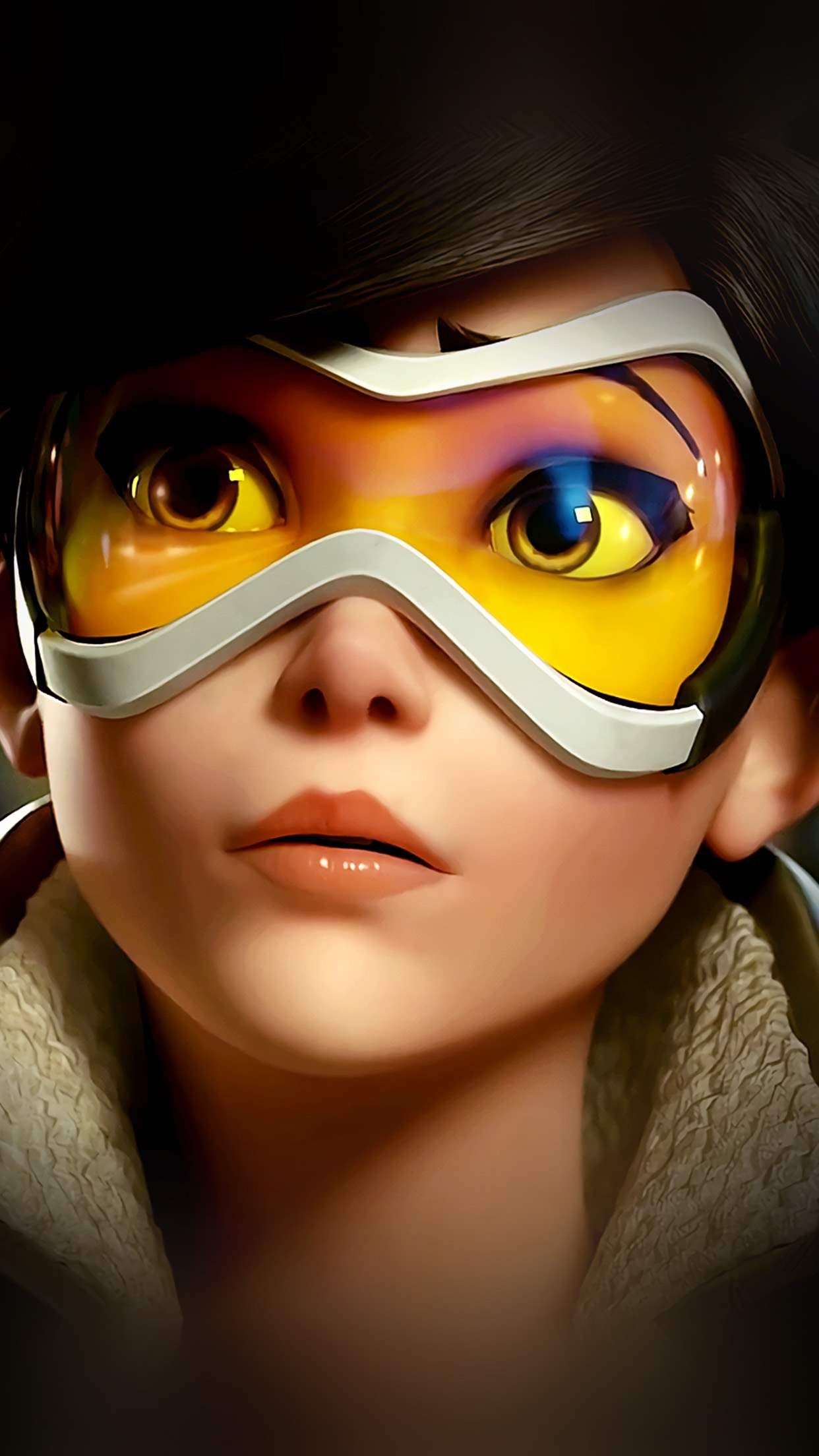 Download Mega Collection Of Cool Iphone Wallpapers Overwatch Tracer Overwatch Overwatch Wallpapers