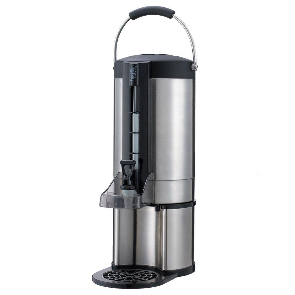 Service Ideas Giu2g 2 0 Gallon 256 Oz Single Thermal Beverage Dispenser Dimensions Diameter Without Spigot Drink Dispenser Beverage Dispensers Dispenser