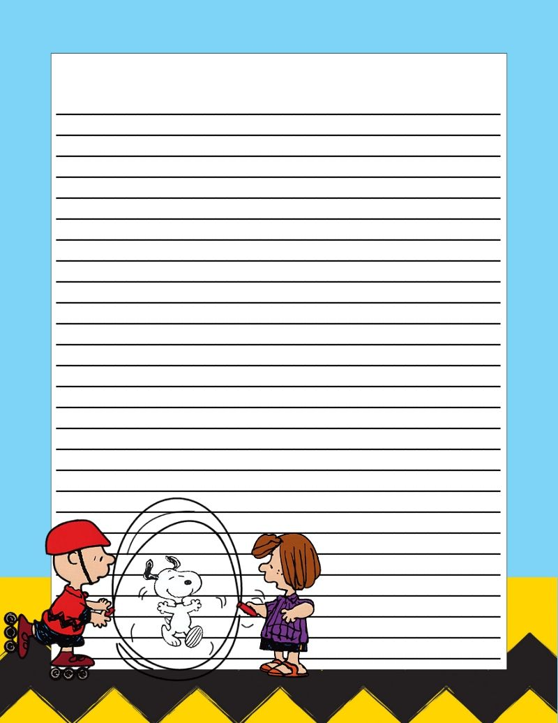 FREE printable stationery. Free to use and free to share for ...