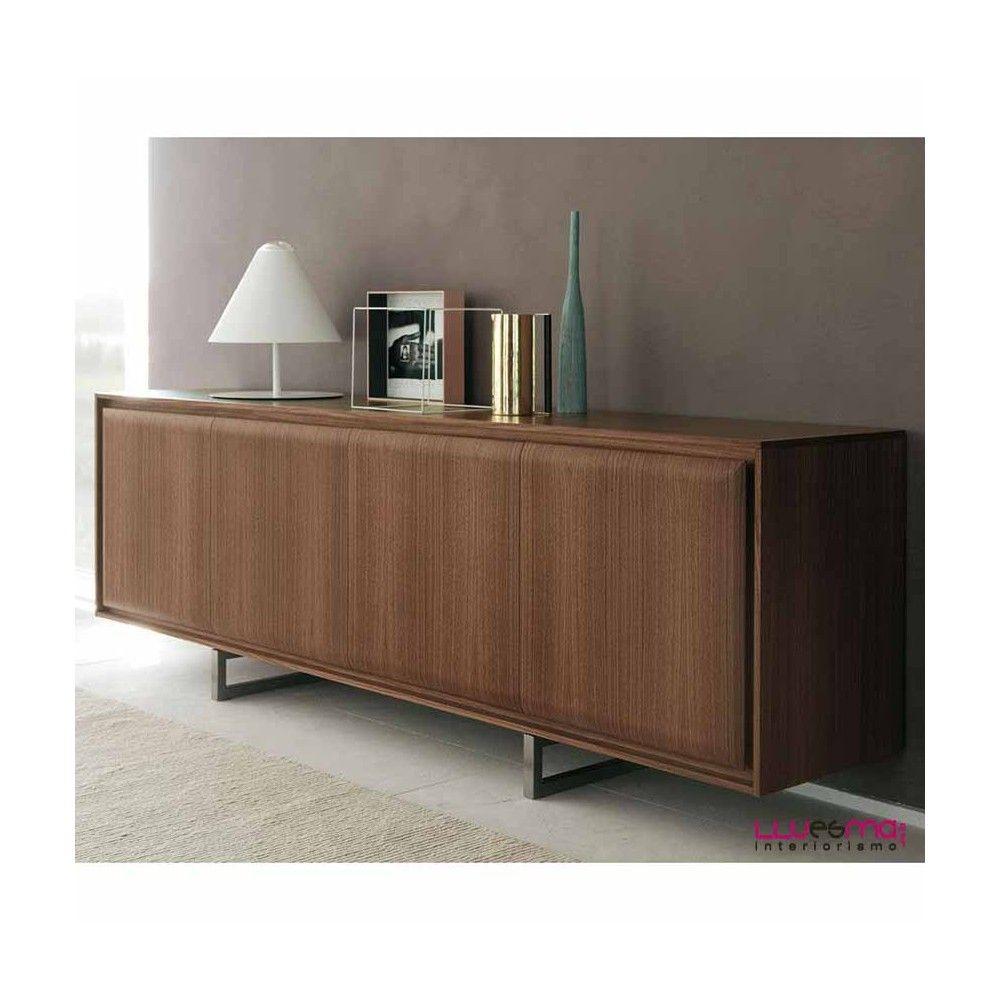 Aparador hamilton de porada muebles de dise o italianos for Fabricantes de muebles italianos