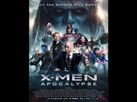 X-Men: Apocalipsis (2016) online - filme de suspense