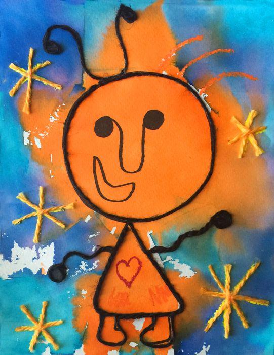 Easy Spanish Artist Paintings