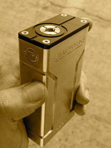 Authentic Raptor Box Mod Copper Edition by MCV Philippines PRE-ORDER – Advanced Vapors 808, LLC