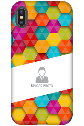 Buy Apple Iphone X Back Covers With Custom Photo Printing Printland Mobile Covers Iphone Cover Personalized Iphone