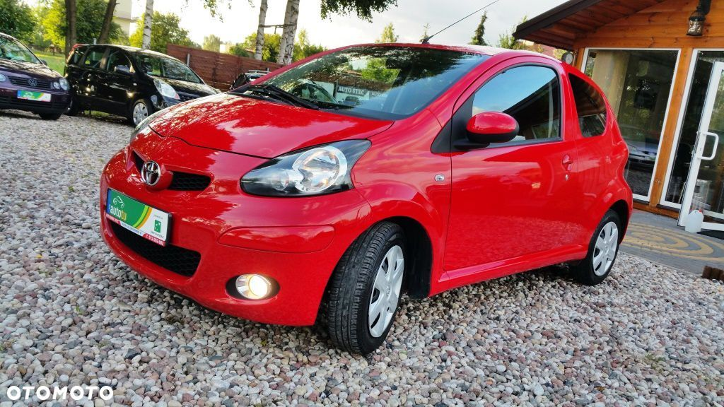 Toyota Aygo 1 0 Benzyna Automat Bogate Wyposazenie Oplacony Gwarancja 9 Vehicles Car