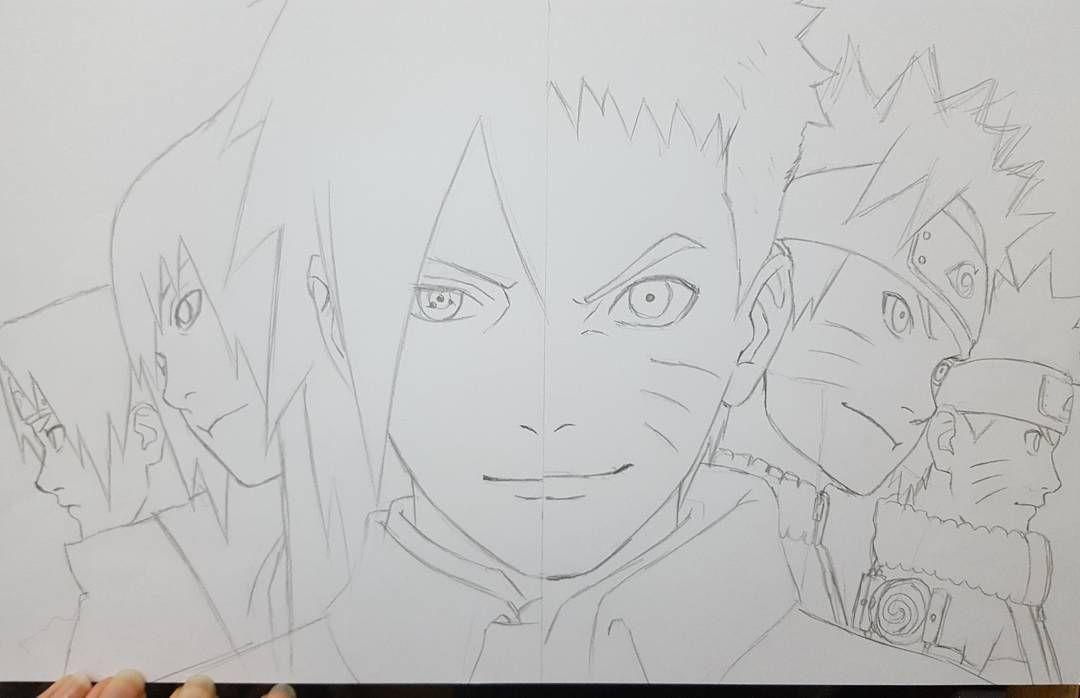 Sasuke Lineart : Drawing naruto sasuke mayara rodrigues drawings de