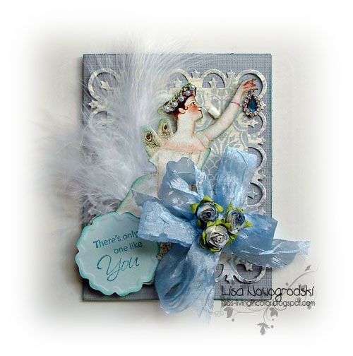 Card ~~~SCRAPS OF ELEGANCE~~~ - Scrapbook.com