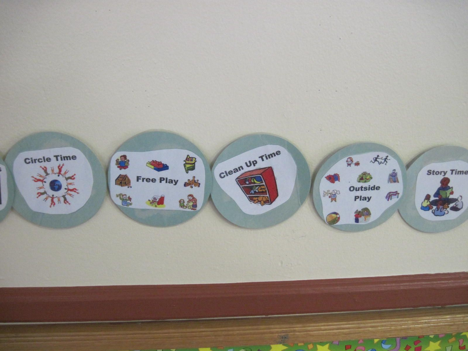 Mrs. Darcey's Class Routine Class routine, Circle time