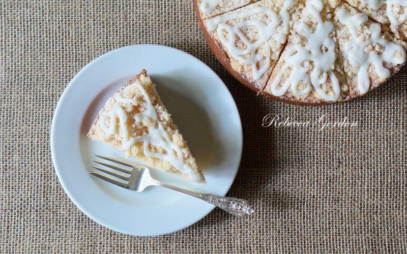 Baking classics lemonsour cream coffee cake in 2020