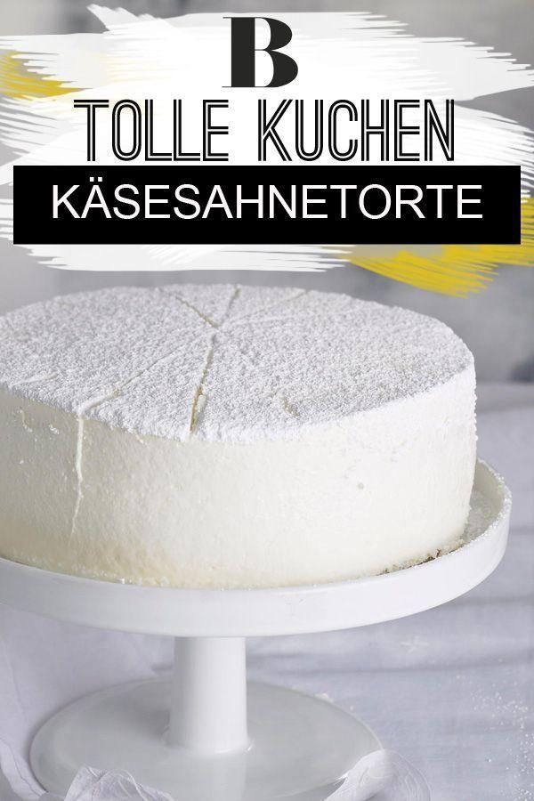Käsesahnetorte Einfrieren