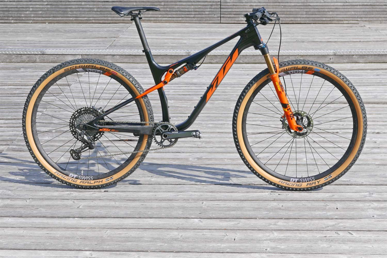 All New Ktm Scarp Mtb Race Bikes Swap 95mm Xc Or 115mm Marathon Travel