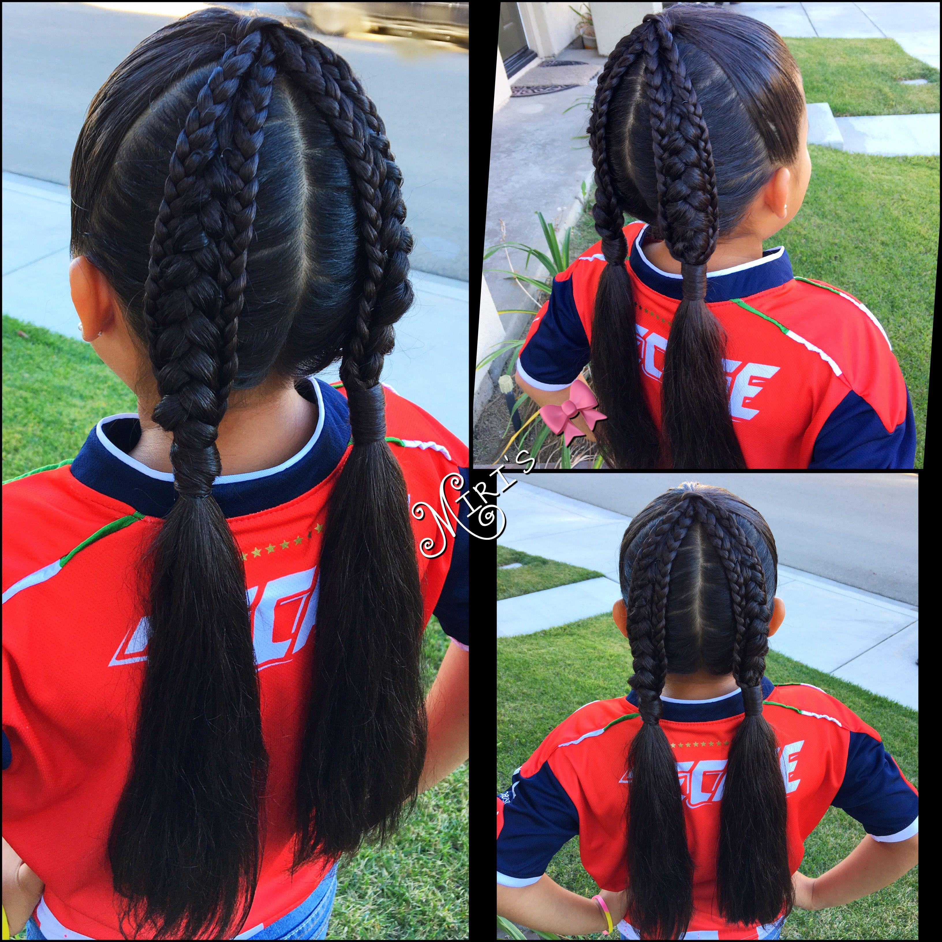 Hair style for little girls hair arrangement pinterest hair