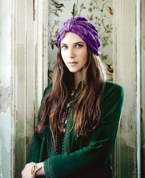 Alquilar barato un turbante de tatiana santo domingo para - Turbantes para novias ...