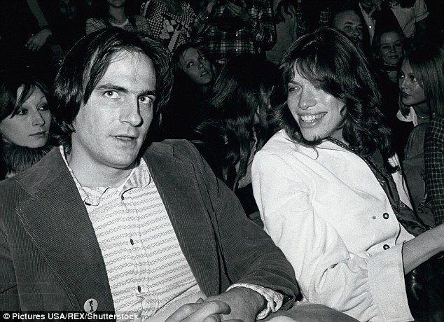 James Taylor And Carly Simon