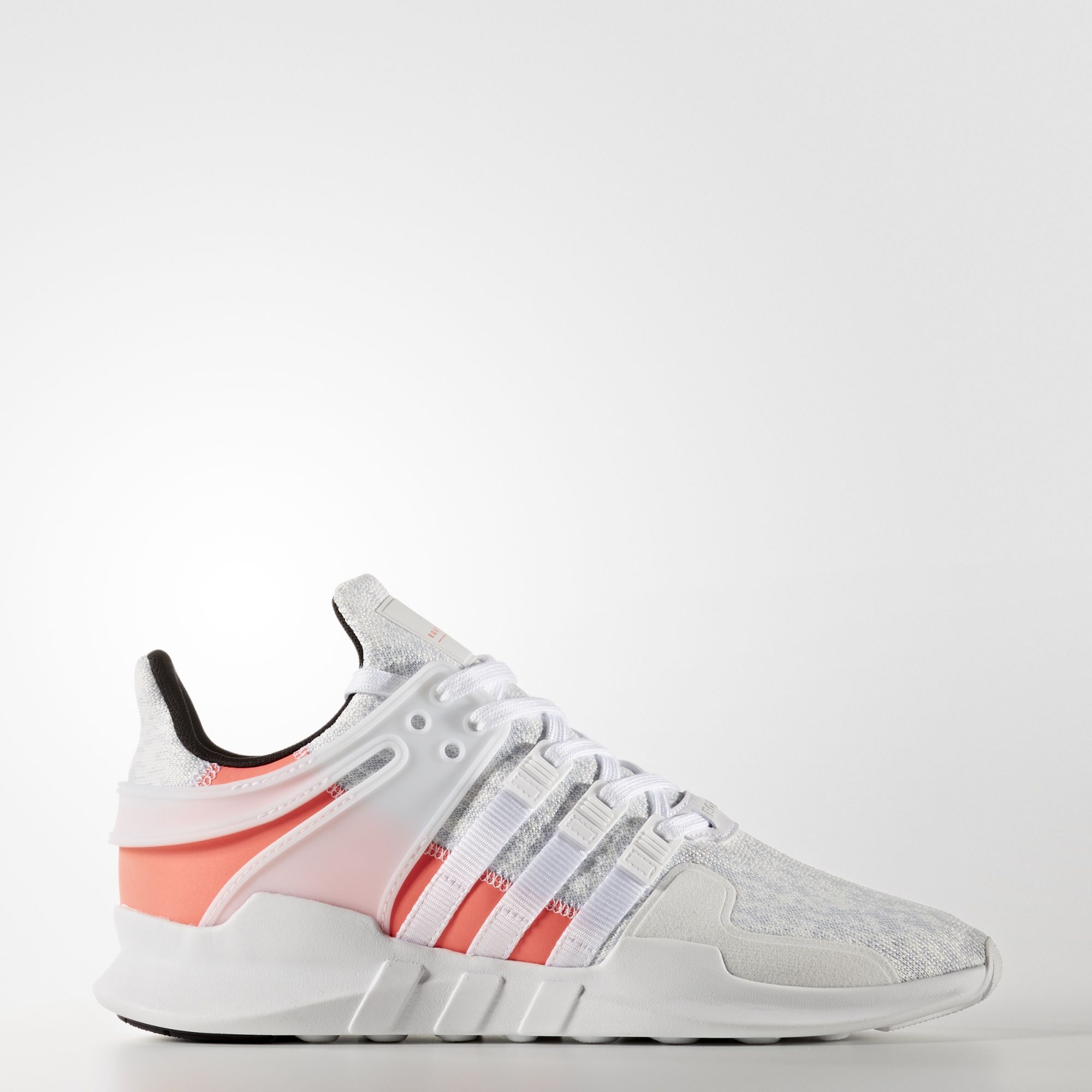 Men Newest Styles adidas Equipment Support ADV Shoes White