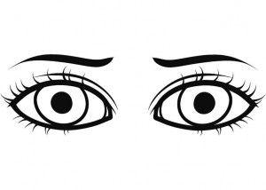 Cuerpo Humano Para Colorear Ojos Para Colorear Tutoriales De Dibujo De Los Ojos Imagenes De Ojos