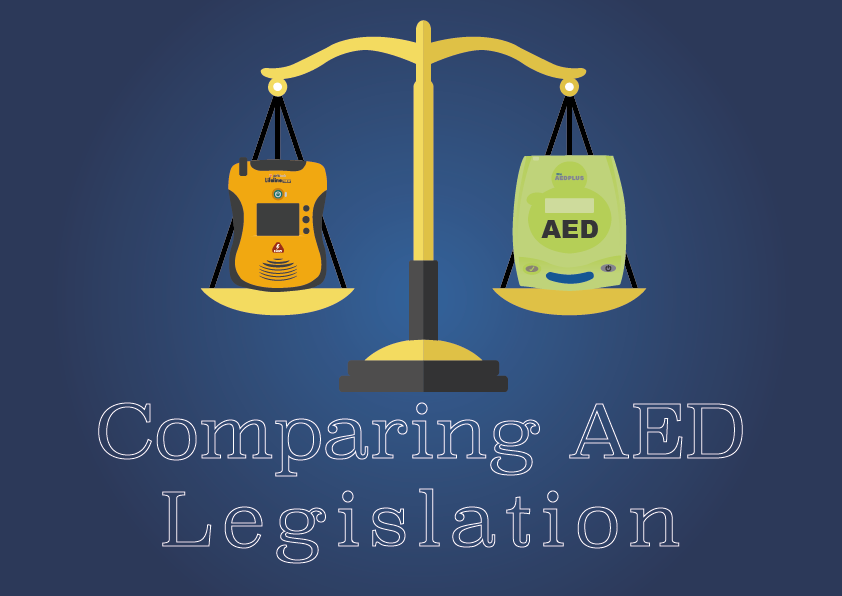 Comparing AED Legislation to Other UK HealthandSafety