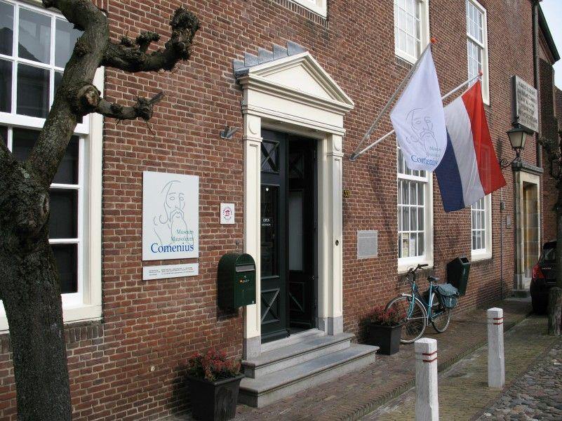 Comenius Museum, Vesting, Naarden.