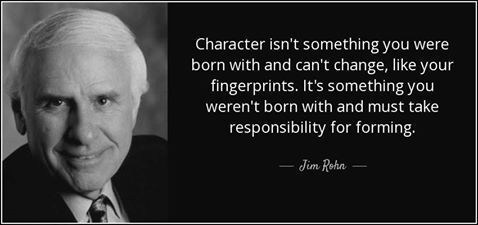 Jim Rohn used to say- Don't become a #millionaire for the money. The #money can be taken away from you. Instead- become a millionaire because of the person you will have to become in the process. In this way- even if the money will be taken away from you- you will have the #character and the #abilities and the #attitude necessary to make this kind of money all over again. And this is the prize of personal development! #personaldevelopment #jimrohn #motivation #FridayFeeling #5minutes2success