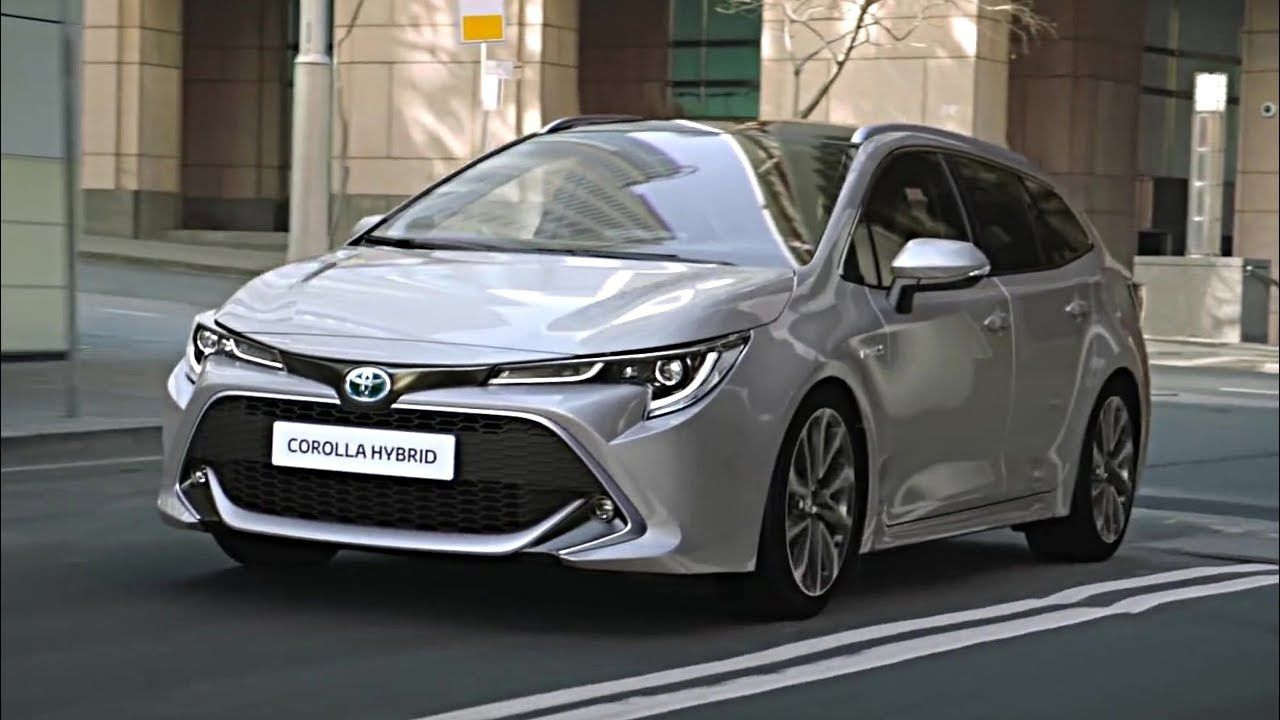 2019 Toyota Corolla Wagon Corolla Wagon Toyota Corolla Toyota