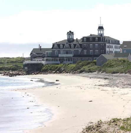 The Surf Hotel Block Island Haunted