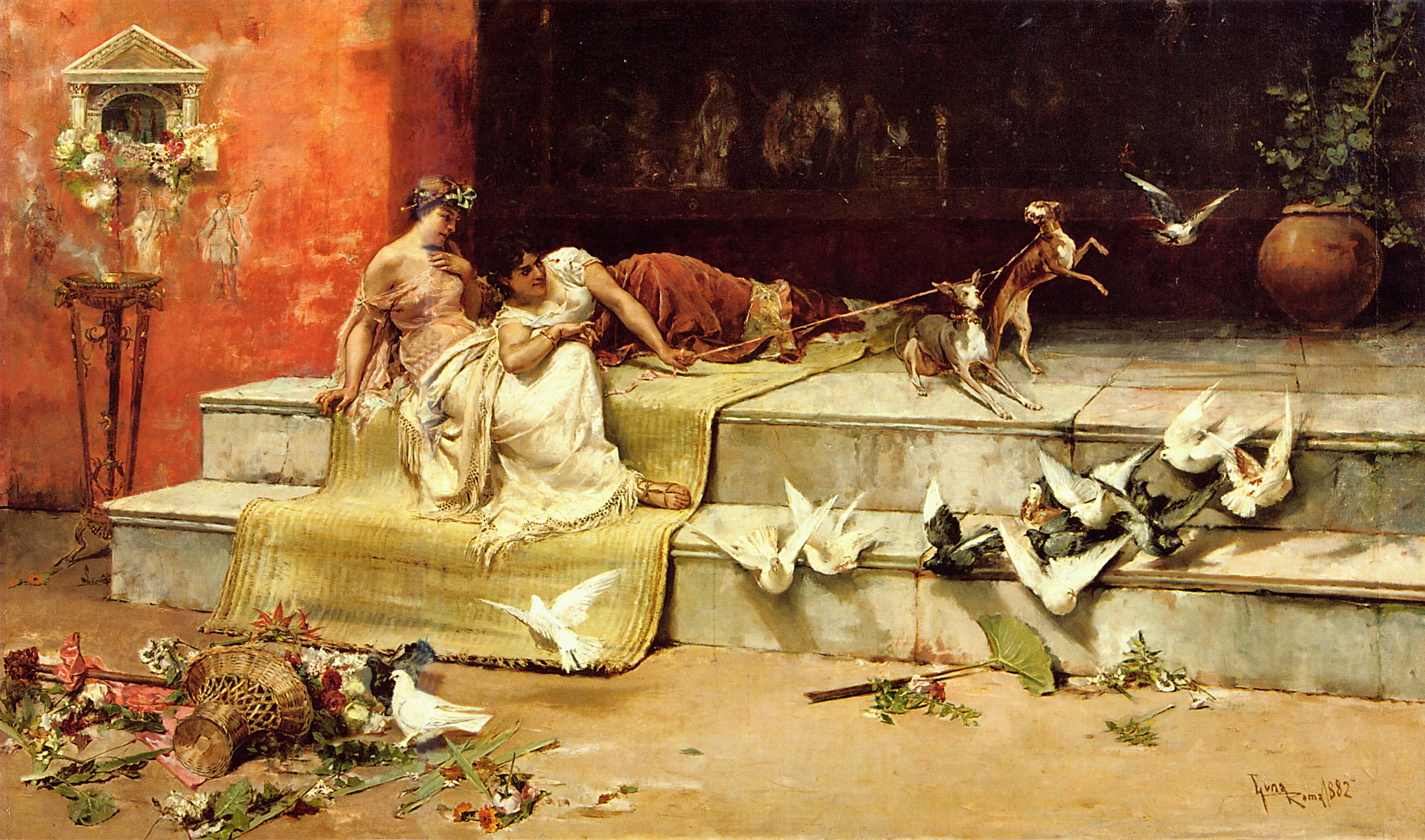 juan luna paintings Google Search Art Romanticism