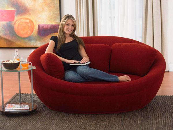 Modern Sofa, Top 10 Living Room Furniture Design Trends | Sofa Design, Trendy Sofas, Bedroom Couch