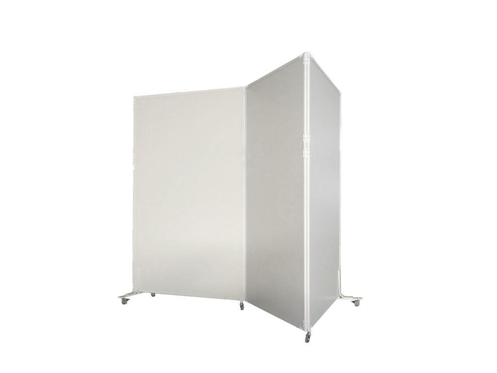 Pannelli Mobili ~ Clipper trio pannelli divisori pareti mobili separè su ruote