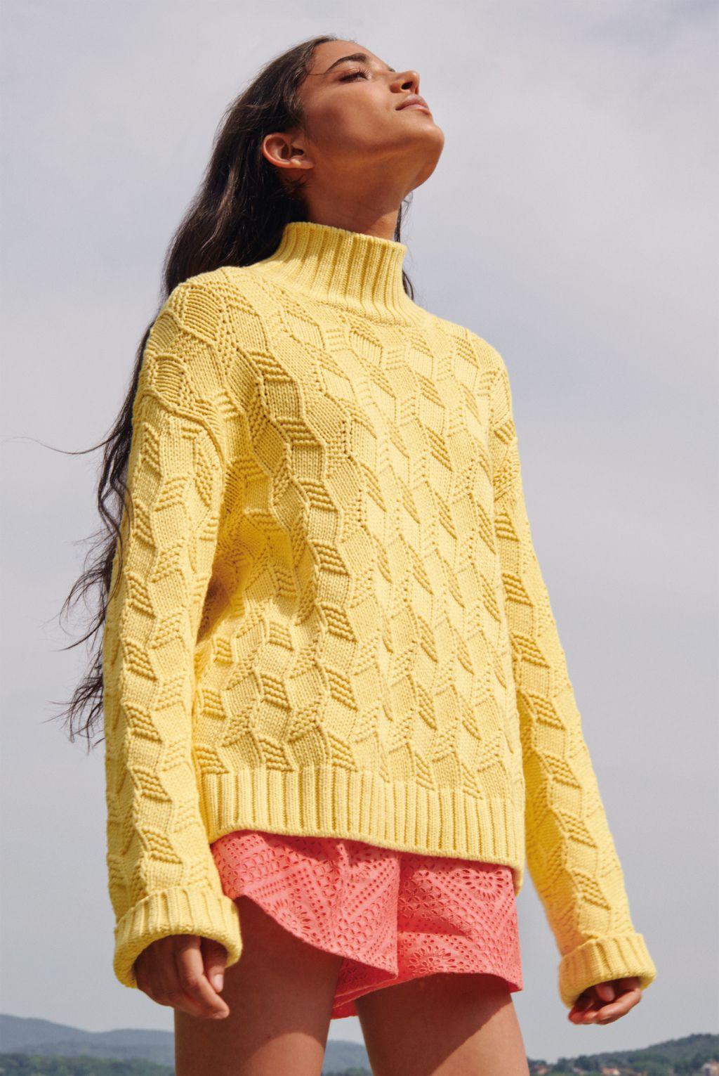 Loro Piana RTW Spring 8  Knitwear fashion, Knitwear trends
