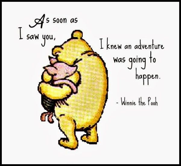 Adventure Winnie The Pooh Quotes By @quotesgram