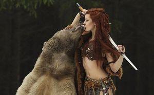 Ukrainian Photographer Brings Fairytales To Life In Magical - Photographer captures fairytale like portraits women animals