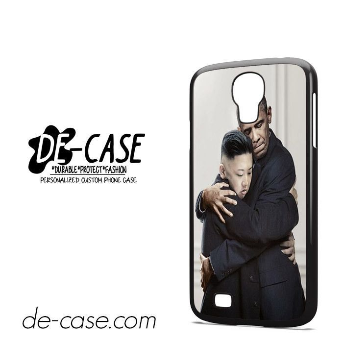 Kim And Obama DEAL-6174 Samsung Phonecase Cover For Samsung Galaxy S4 / S4 Mini