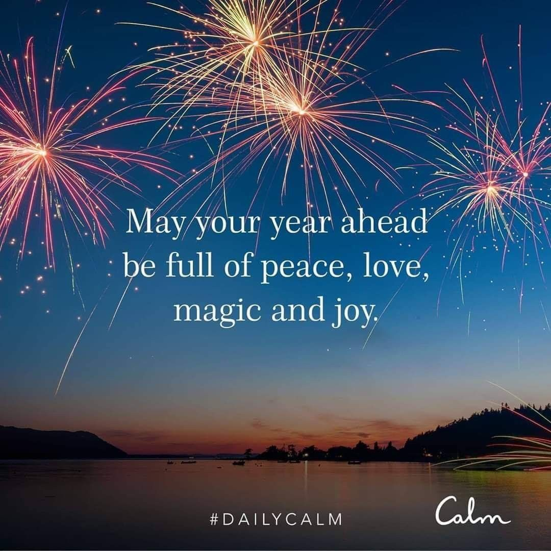 Pin by Kimberly Snyder on NewYear in 2020 Daily calm